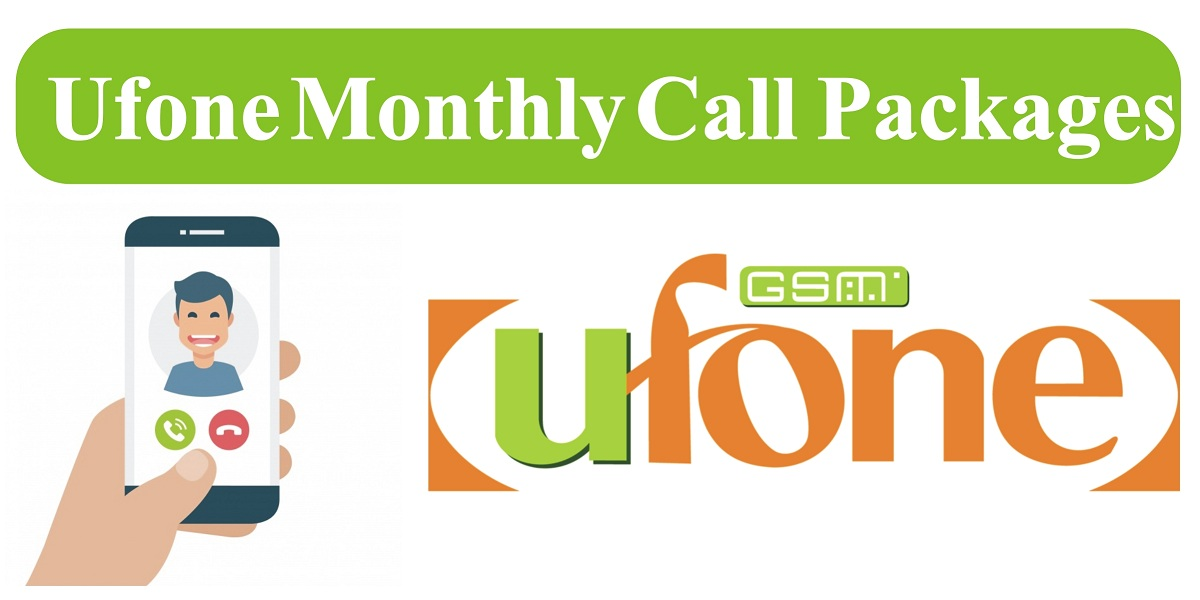 ufone monthly call packages 2020  check online price